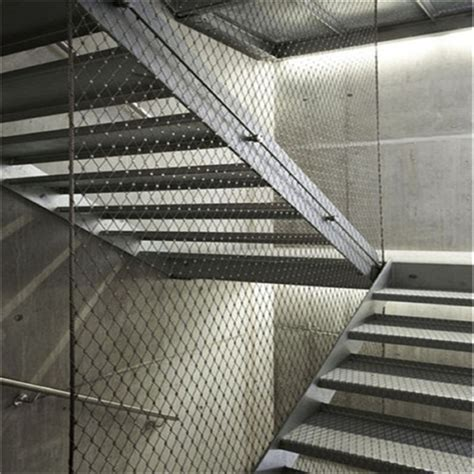 banister netting high quality durable and flexible stainless steel facade