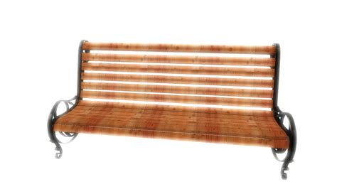 park bench art mmd park bench dl by syorin on deviantart