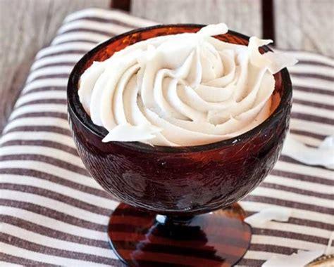 latte di cocco in cucina panna montata al latte di cocco cucina