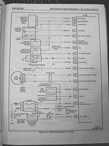 geo metro and suzuki wiring diagrams metroxfi
