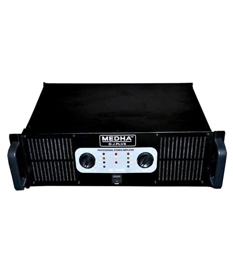 Power Lifier 3000 Watt medha professional channel 3000 watt high power mosfet dj lifier buy medha