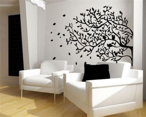 Tree Design Wallpaper Living Room by Decoration For Your Home Interior With Stunning Tree