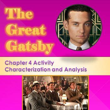 themes great gatsby chapter 4 83 best great gatsby lesson plans images on pinterest