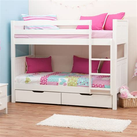 classic bunk drawers  pair  underbed drawers  stompa