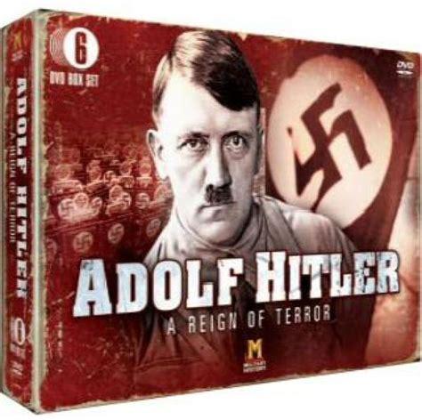 hitler biography dvd adolf hitler a reign of terror dvd zavvi