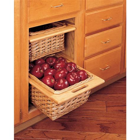kitchen cabinet pull out baskets cabinet organizers kitchen cabinet organizers by hafele