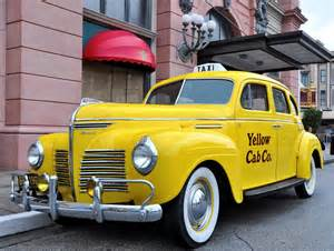Yellow Cab Panoramio Photo Of Yellow Cab