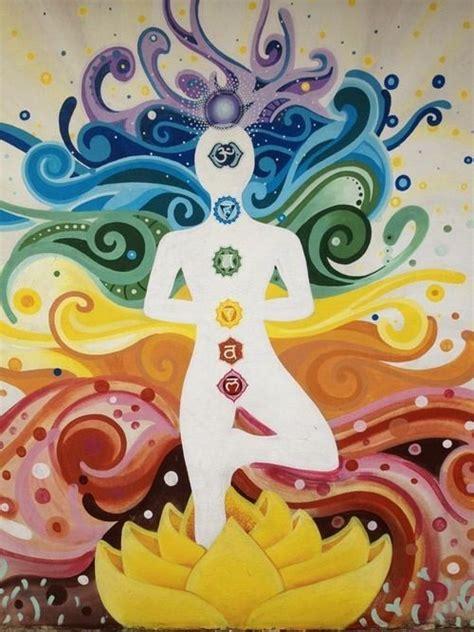tumblr chakra art chakra yoga art