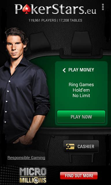 pokerstars eu apk for android aptoide
