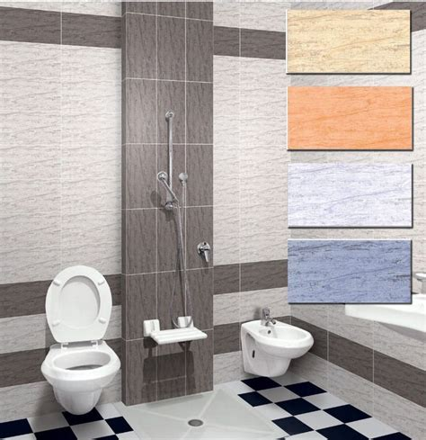 latest bathroom tiles design  india ideas