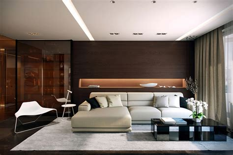 Are Interior Designers Rich by Sophisticated Family Apartment With Rich Wood Accents