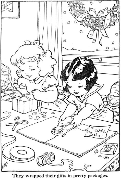 vintage christmas coloring page vintage christmas coloring pages car interior design