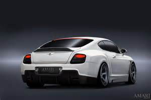 Bentley Continental Gt Tuning Amari Design Bentley Continental Gt Car Tuning