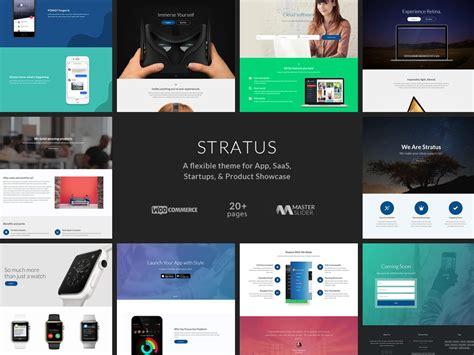 themes app 2018 33 best app software showcase wordpress themes 2018