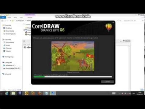 tutorial corel draw x6 download full download tutorial cara install corel draw x6 di