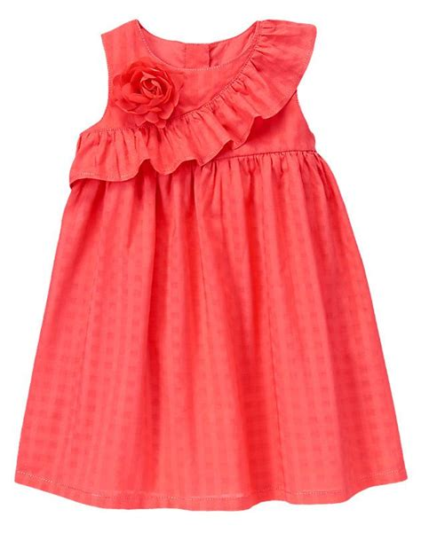 Gymboree Dress60k P gymboree ruffle corsage dress baby summer style ruffles dresses and