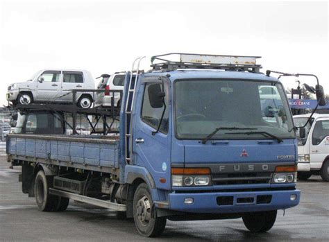 mitsubishi fuso truck mitsubishi fuso fighter truck 1999 used for sale