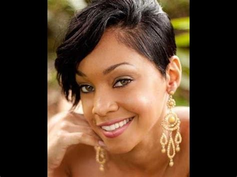 top 50 short hairstyles for black women youtube 40 best short hairstyles for black women best short