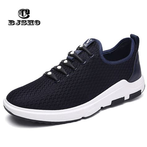 mens shoes comfortable walking cbjsho mesh breathable mens casual shoes summer mens