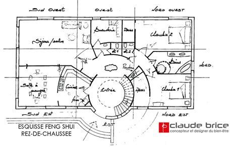 Plan Feng Shui Maison 2973 by Am 233 Nagement Feng Shui Particulier Maison Dans La R 233 Gion