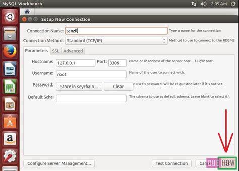 how to install mysql ubuntu how to install mysql workbench on ubuntu 6 steps with