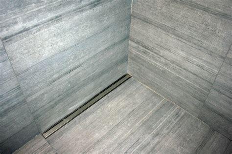 Fliese Cemento by Blanke Diba Line Rinnensysteme Mosaik Designs