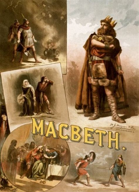 All Hail Johannson Of Scots by Macbeth The Scottish Play