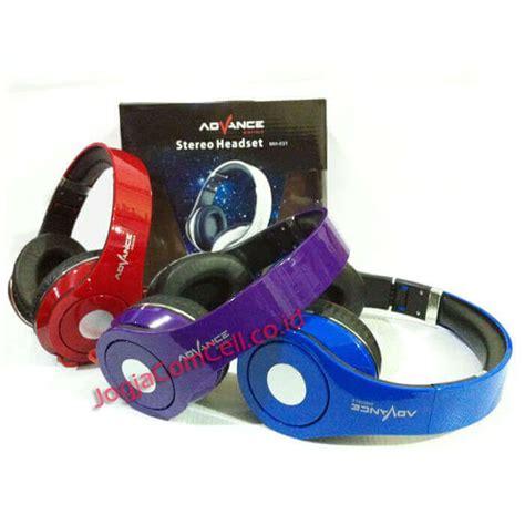 Headset Advan Vandroid S5h Earphone jual headphone advan mh 031 stereo headset harga grosir