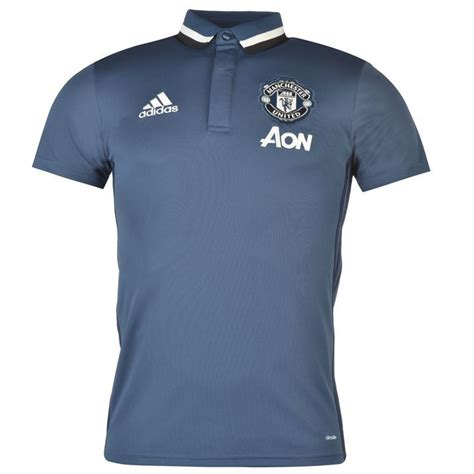 Polo Shirt Manchester United Limited adidas mens manchester united polo shirt climalite football top ebay