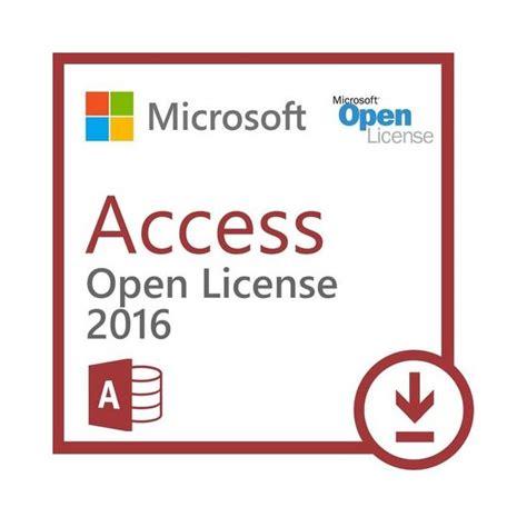 access serial microsoft access 2016 serial key open license