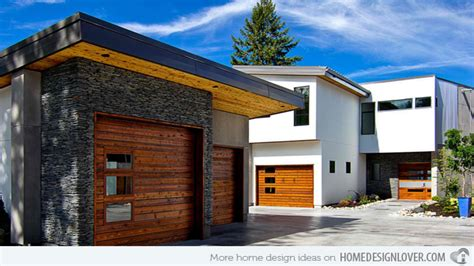 avenue f a contemporary home with a detached guest house modern homes with detached garage detached home additions