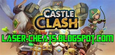 download game castle clash mod gems laser cheats castle clash hack tool and cheats free
