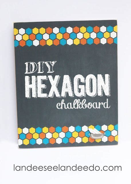 Hexagon Chalkboard Landeelu - 2353 best pinteresting images on