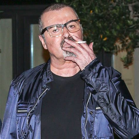 George Michael Smokes Marijuana During by Ten Potentially Legendary Careers That Went Pffft Part