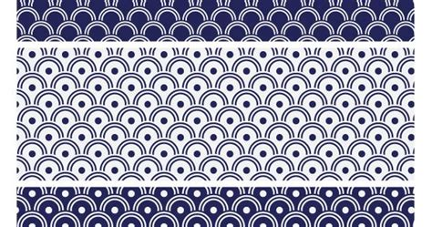 honeycomb pattern coreldraw quick tip how to make a repeating japanese wave pattern