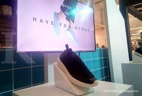 Sepatu Wakai Gyou metrox bakal makin ekspansif di pasar asia tenggara
