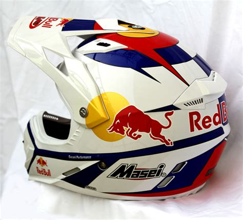 motocross helmet decals pics for gt red bull dirt bike helmets