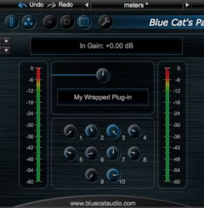 Bluecat Patchwork - using blue cat s patchwork to enhance third ins