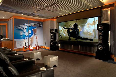 crestone acoustical solutions home theater projects