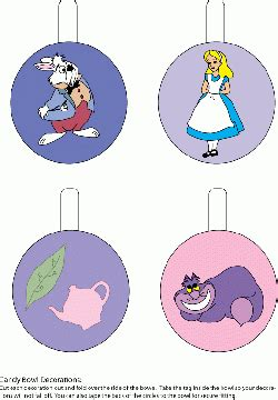 Alice In Wonderland Printable Decorations by Bowl Decor Alice Alice In Wonderland Party Decorations