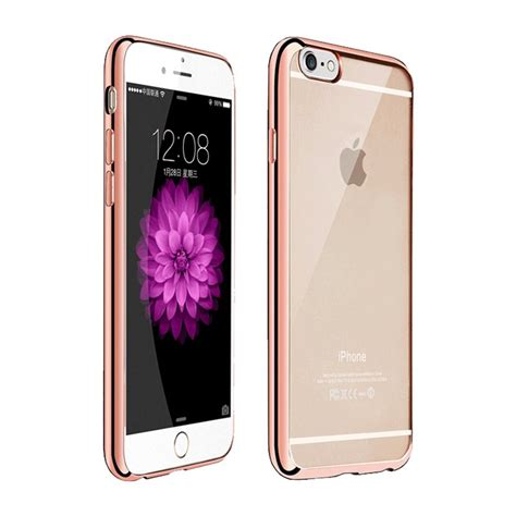 iphone 6 plus 6s plus 5 5 inch protective tpu silicone gold 11908 12 99