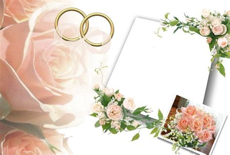 Wedding Background Png by Wedding Frame Background Powerpoint Backgrounds For Free