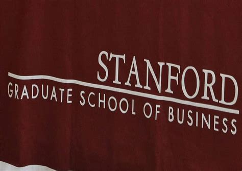 Stanford Degree Mba by Which Top Ranked Business Schools In America The