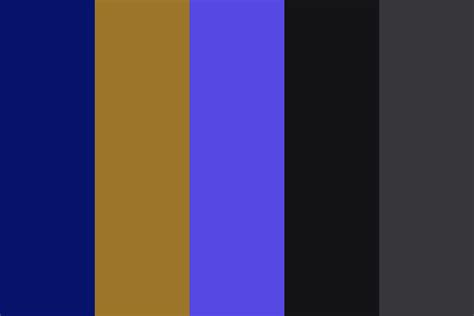 ravenclaw colors ravenclaw palette color palette