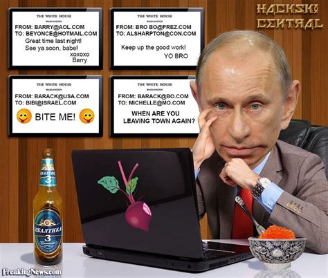 white house email vladimir putin hacks white house email pictures freaking news