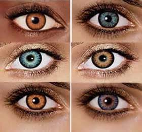 best color contact lenses best colored contact lenses for all world of