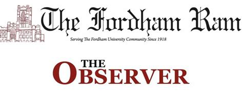 Fordham Mba Review by Student Newspapers Lauded In Survey