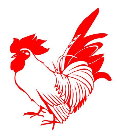 new year 2018 rooster 무료 일러스트 수 탉 닭 빨강 가금류 우표 연하장 pixabay의 무료 이미지 1713458