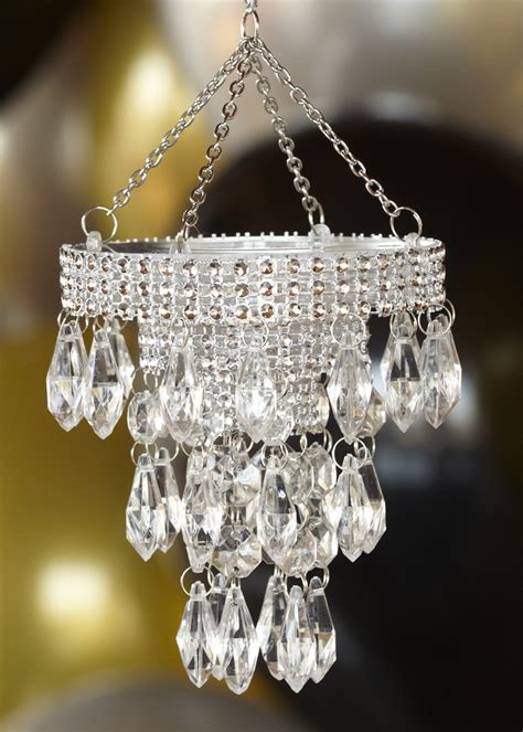 Baby Chandelier Mini Sparkle Chandelier String Up Tiny Chandeliers And Add More Glam To The Baby Shower