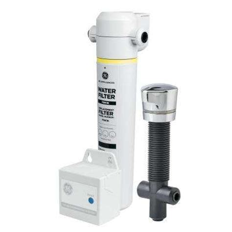 ge sink water filters water filtration systems